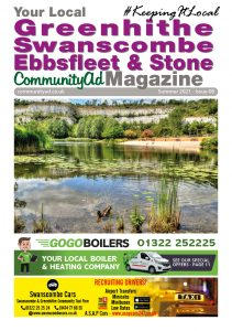 Greenhithe08 Front Cover
