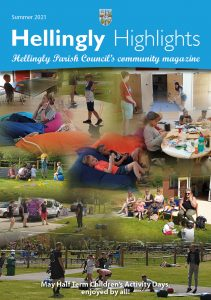 Hellingly29 Front Cover