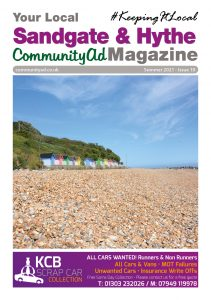 Sandgate10 Front Cover