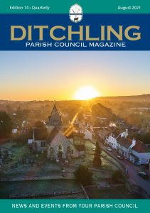 Ditchling14 Front Cover