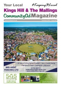 Kings Hill09 Front Cover