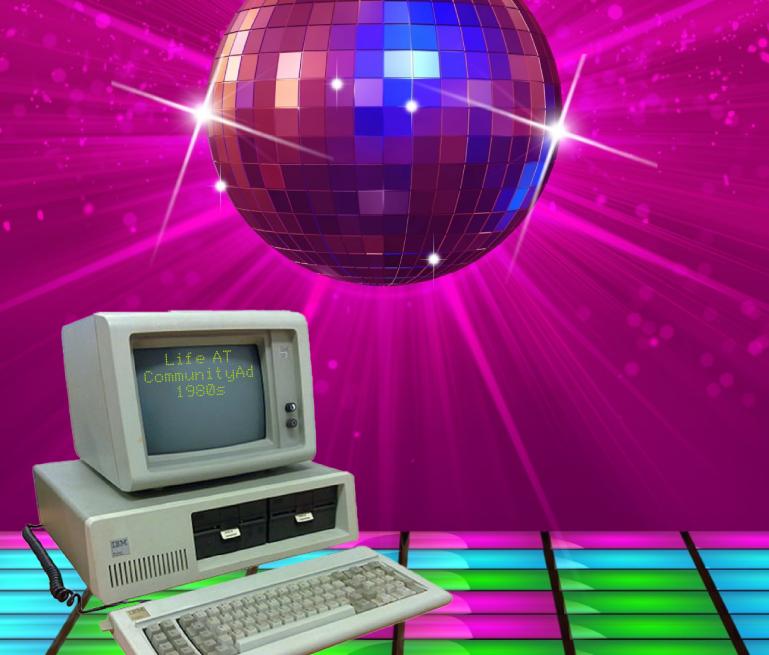 LifeAtComAd - 80s