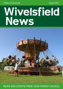 Wivelsfield20 Front Cover