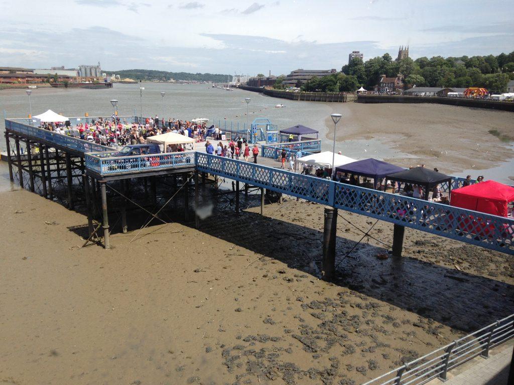 Festival of Chatham Reach