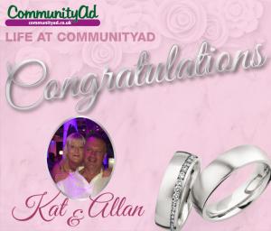 Life at CommunityAd Congratulations