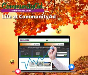 Embracing change - life at communityad